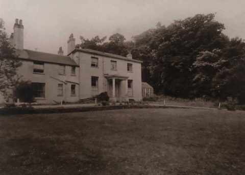 old photo of Pennis House