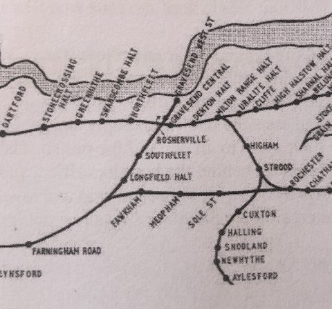 map showing railway stations
