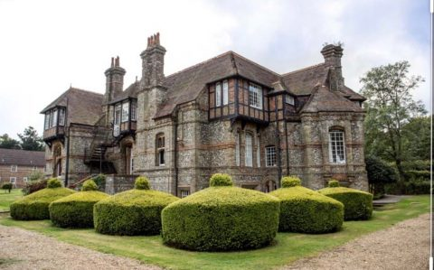photo of a Manor House